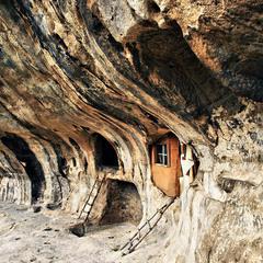 Пещерная жизнь...она никуда не уходила