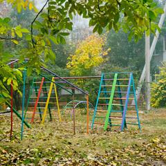 Осенний мотив площадки