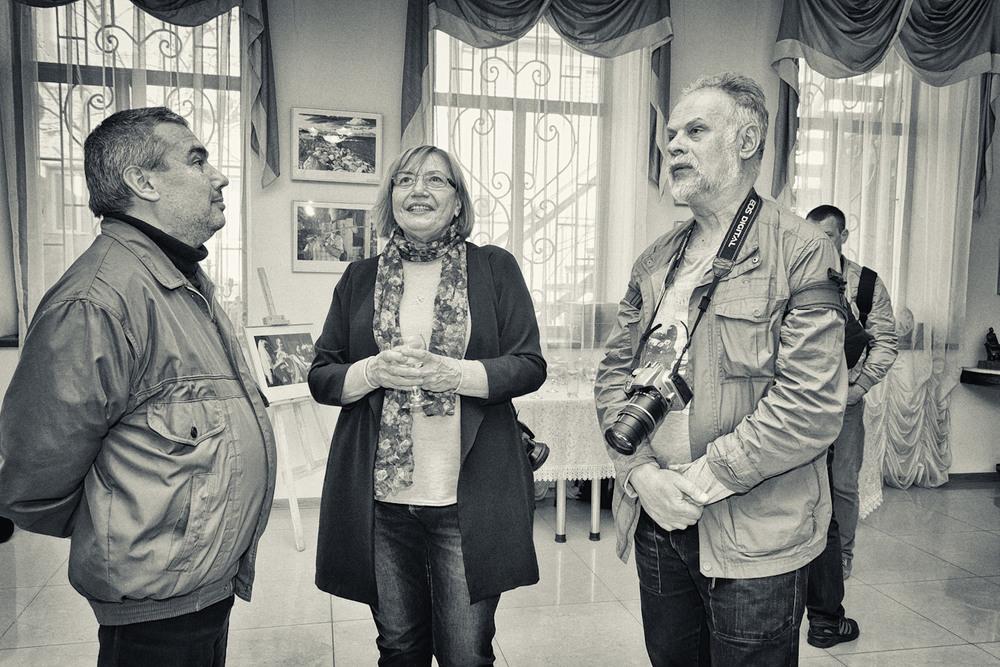 репортажная фотография пожилых сша
