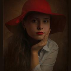 Портрет. Єлизавета