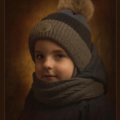 Портрет.Артур
