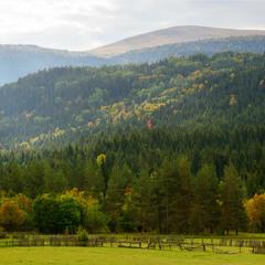 Осінь на Кавказі