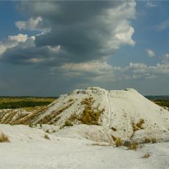 Білі гори Рівненщини