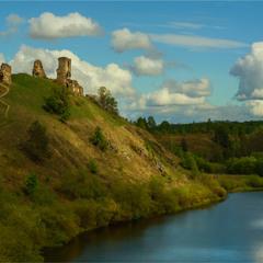Руїни Губківького замку