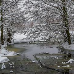 Про сніг та воду...