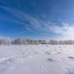 Зимові малюнки