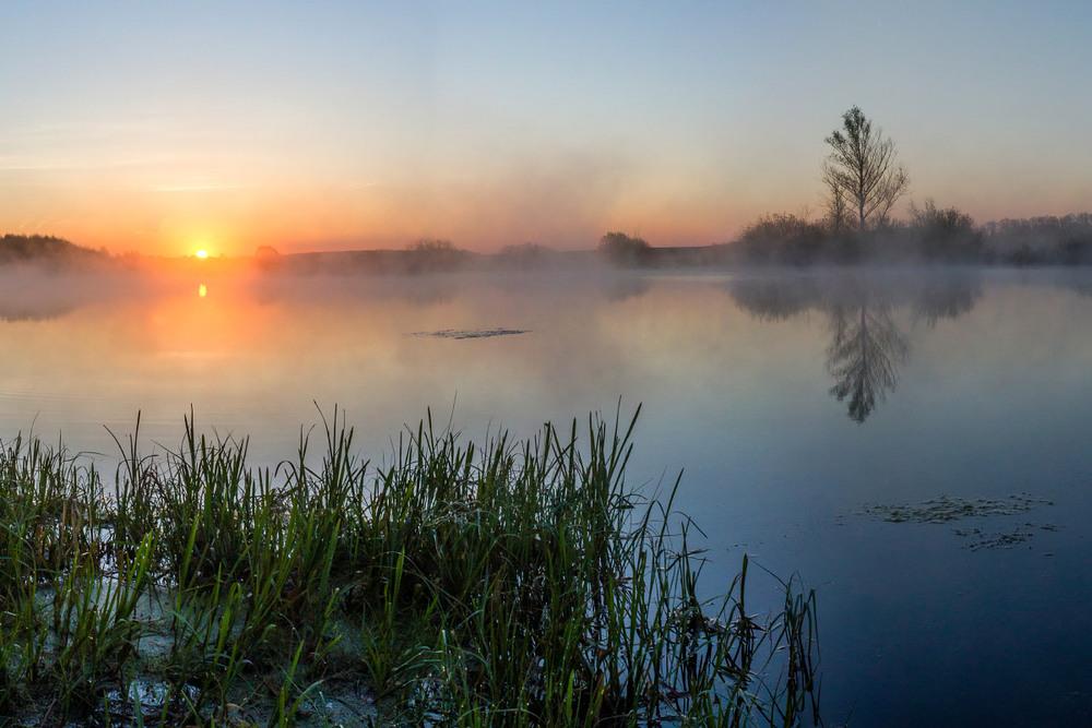 картинки тихого утра поехать