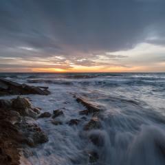 Последний приморский рассвет января