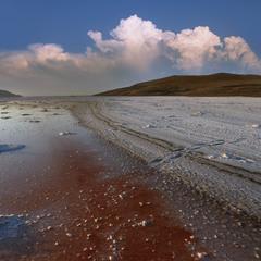 Соль и кровь Кояшского озера