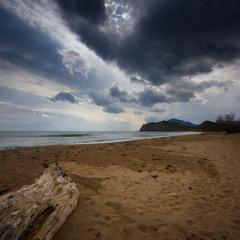 Тихая перед дождем