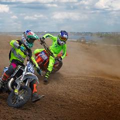 Чемпионат Украины по мотокроссу в Большой Знаменке 2020