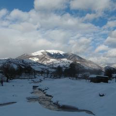 А гори світяться громадою ясною...