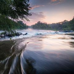 """""""Течение жизни - теченье реки"""""""