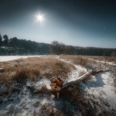 """""""Лунный снег"""""""