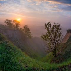 Мгновения утренней свежести