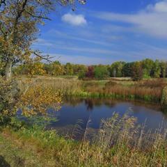Осеннее озерцо
