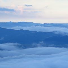 """""""Где встают, как счастья вестники, горы синие вдали..."""""""