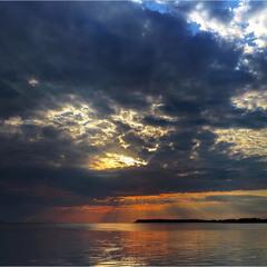 Вечер над Пивихой