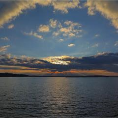 Фантазии облаков и света
