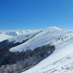 Снега Боржавы