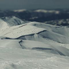 Мартовские снега