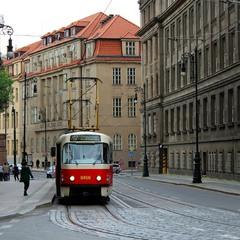 Празький трамвай