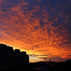 sunset 29/06/17