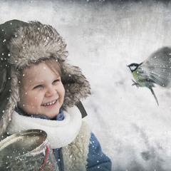 будьте как дети...)))