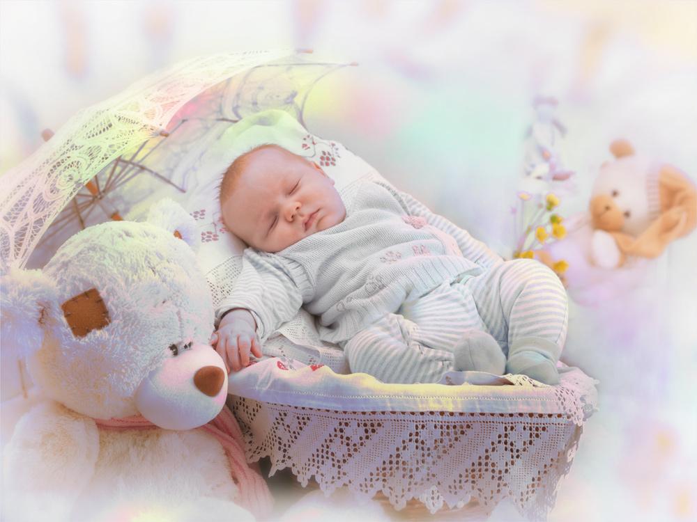 Спокойной ночи картинки с малышами, девочка кот открытки