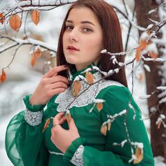 Зимовий портрет