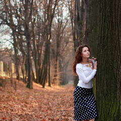 Осеннее очарование...
