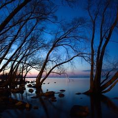 Днепровский закат