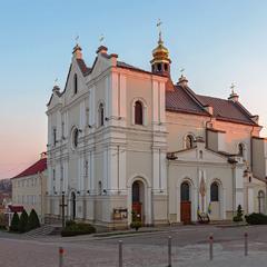 Катедра́льний храм Пресвято́ї Трі́йці, м. Дрогобич
