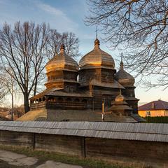 Церква Св. Юрія XV-XVI ст., м. Дрогобич