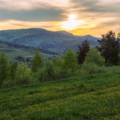 ...весняний вечір...