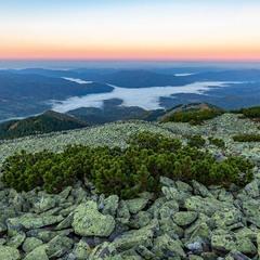 ...там де закінчуються Горгани або сутінки над Колочавою, гора Стримба...