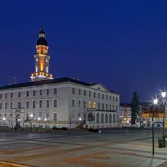 ...місто Дрогобич...