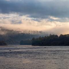 ...на березі річки Стрий...