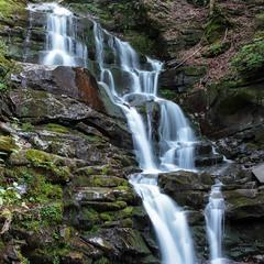 ...водоспад Шипіт, Боржава, Карпати...