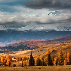 Осенние краски Алтая
