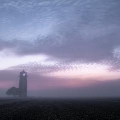 Тыловой Хабловский маяк.