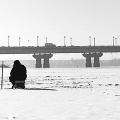 Ожидание на льду