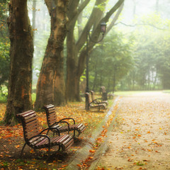 Осінній парк