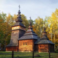 Стара церква