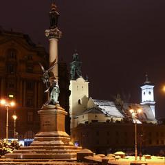 Пам'ятник Міцкевичу