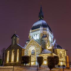 Церква Вознесіння Господнього на Знесенні