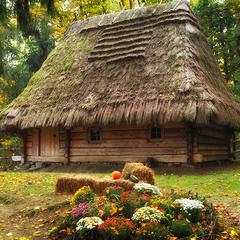 Осінь в Шевченківському гаю