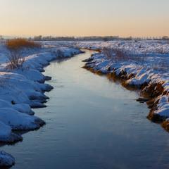 Зимова річка