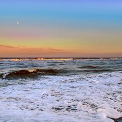 Просто море.