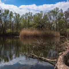 Весняні Хортицькі озера